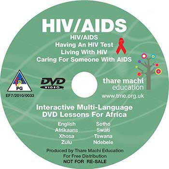 Zulu DVD: Having an HIV Test
