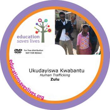 Zulu: Human Trafficking DVD Lesson