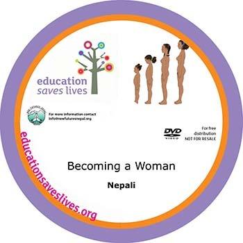 Nepali DVD: Becoming a Woman