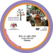 Temne DVD: Living with HIV IOM