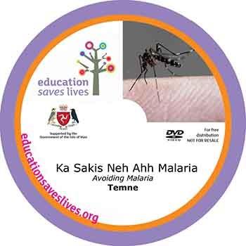 Temne DVD Lesson: Avoiding Malaria