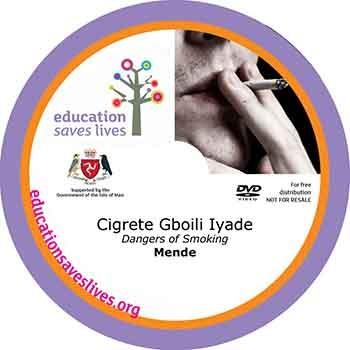 Mende: Dangers of Smoking DVD