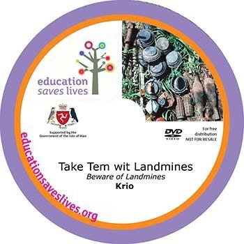 Krio DVD: Beware of Landmines IOM (TME)