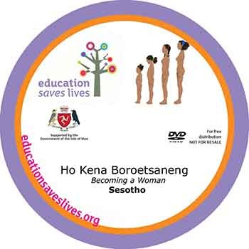 Sesotho DVD Lesson: Becoming a Woman