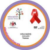 Temne HIV/AIDS DVD
