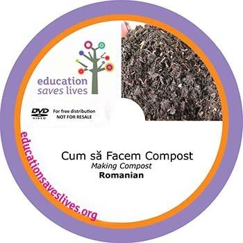 Romanian DVD: Making Compost