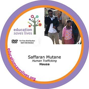 Hausa Human Trafficking DVD