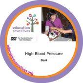 Dari High Blood Pressure DVD