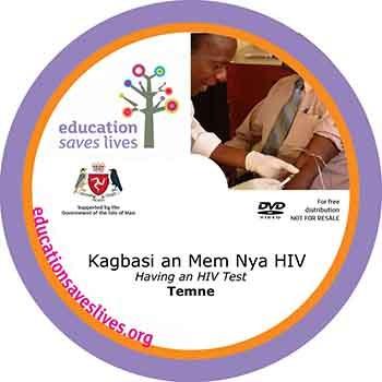 Temne DVD Lesson: Having an HIV Test IOM