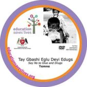 Temne DVD Lesson: Say No to Glue and Drugs