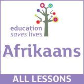 Afrikaans DVD lessons