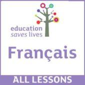 Commandez toutes les leçons de DVD en Francais