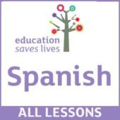 Order All Spanish DVD Lessons
