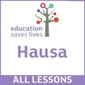 Order all Hausa DVD lessons