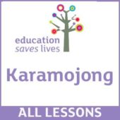Order all Karamojong DVD lessons