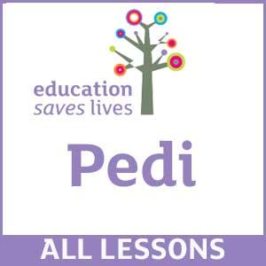 Order all Pedi DVD Lessons