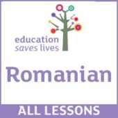 Order all Romanian DVD lessons
