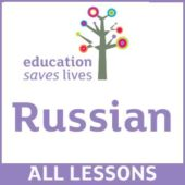 Order all Russian DVD lessons