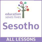 Order all Sesotho DVD Lessons