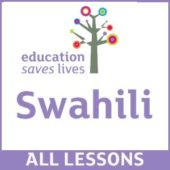Order all Swahili DVD Lessons