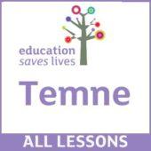 Order all Temne DVD Lessons