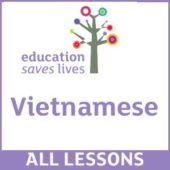 Order all Vietnamese DVD Lessons