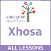 Order all Xhosa DVD Lessons