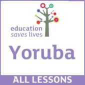 Order all Yoruba DVD lessons