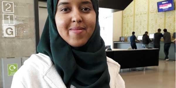 Randa Alsomali: Volunteering Gave Me Confidence
