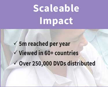 Our Impact - Scaleable Impact