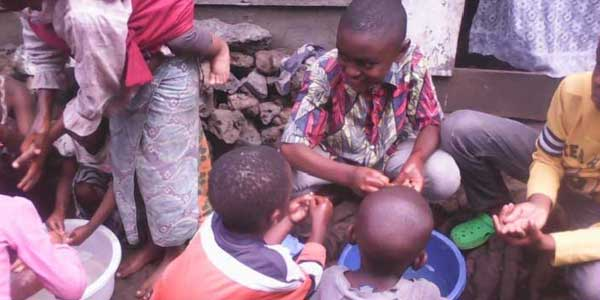 Hygiene Education at the Grassroots in Goma, DR Congo