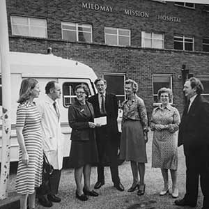 Mildmay Hospital 1980s