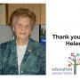 Thank you, Helen.