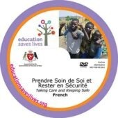 French: Taking Care and Keeping Safe DVD