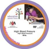 Krio: High Blood Pressure DVD