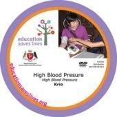 Krio: High Blood Pressure DVD