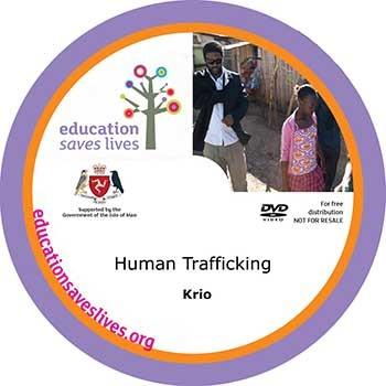 Krio Human Trafficking DVD