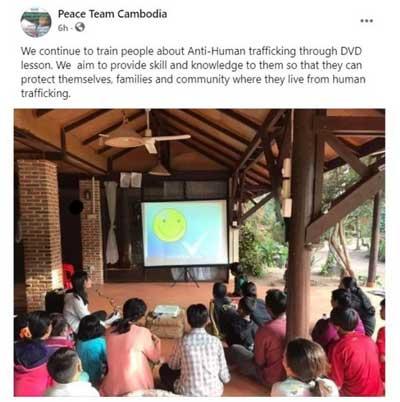 Peace Team Cambodia